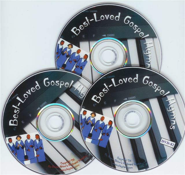 Gospel Hymns: Best-Loved Christian Hymns of All Time!